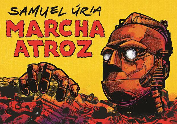 Samuel Úria, Deus Me Livro, Marcha Atroz, Joana Linda, Valentim de Carvalho