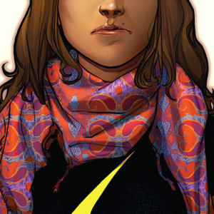 Ms. Marvel, Fora do Normal. G. Floy, Deus Me Livro, G. Willow Wilson, Adrian Alphona
