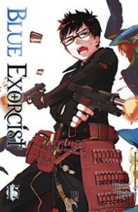 Blue Exorcist, Devir, Curtas da Estante, Deus Me Livro, Kazue Kato