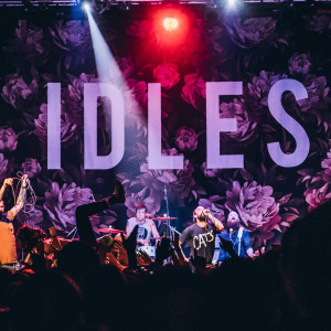Idles, Lisboa ao Vivo, Deus Me Livro, Concerto, Deus Me Livro, Everything is New