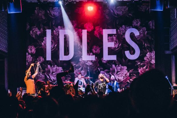 Idles, Lisboa ao Vivo, Deus Me Livro, Concerto, Deus Me Livro, Everything is New