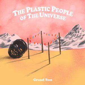 Grand Sun, Disco, Deus Me Livro, Aunt Sally Records, The Plastic People Of The Universe