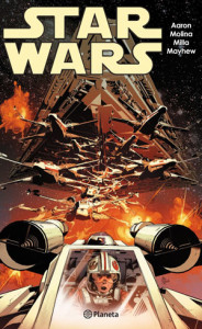 Star Wars 4, Planeta, Deus Me Livro, Aaron, Molina, Milla, Mayhew
