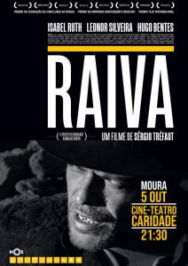 Raiva, Deus Me Livro, Sérgio Tréfaut