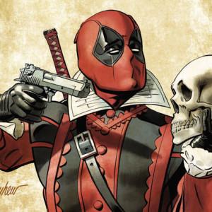 Deadpool, BD Marvel Goody, Goody, Deus Me Livro