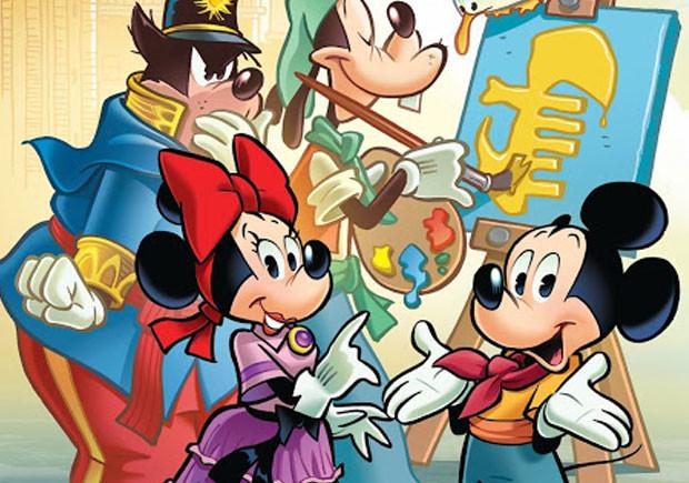 Curtas da Estante, Deus Me Livro, Goody, Mickey 7, Mickey