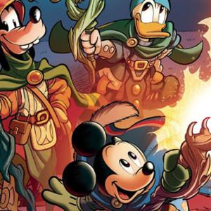 Goody, Mickey, Mickey 8, Deus Me Livro