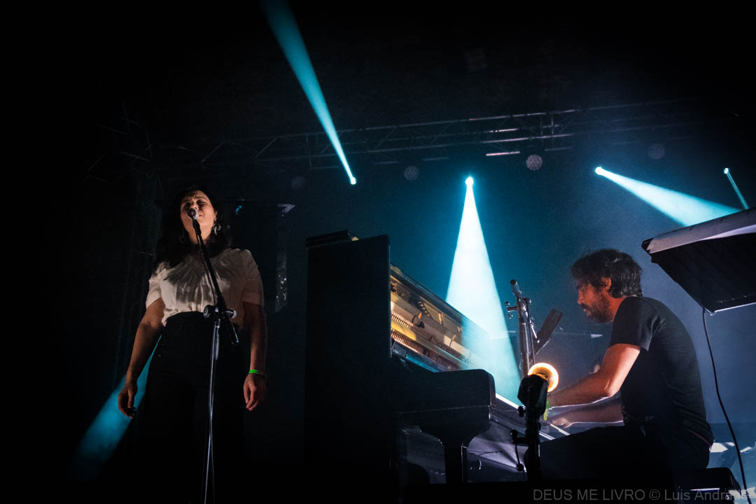 La Force, Patrick Watson, Deus Me Livro, LX Factory, Lemon Live Entertainment, Reportagem, Concerto