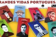 Pato Lógico, Deus Me Livro, Grandes Vidas Portuguesas, Imprensa Nacional-Casa da Moeda