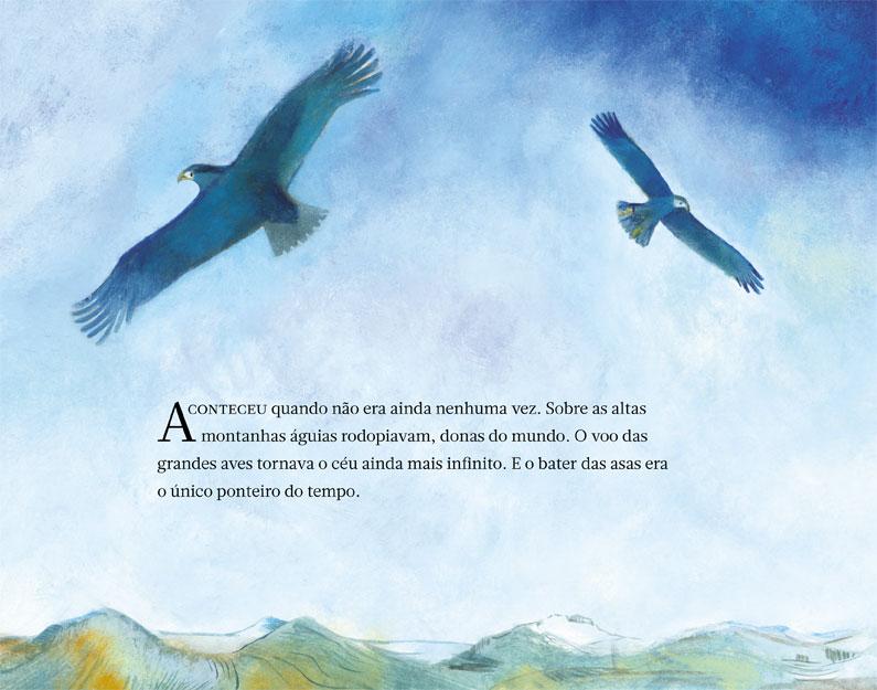 A Água e a Águia, Caminho, Deus Me Livro, Mia Couto, Danuta Wojciechowska