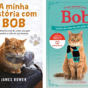 O que aprendi com Bob, Porto Editora, Deus Me Livro, A minha história com Bob, James Bowen