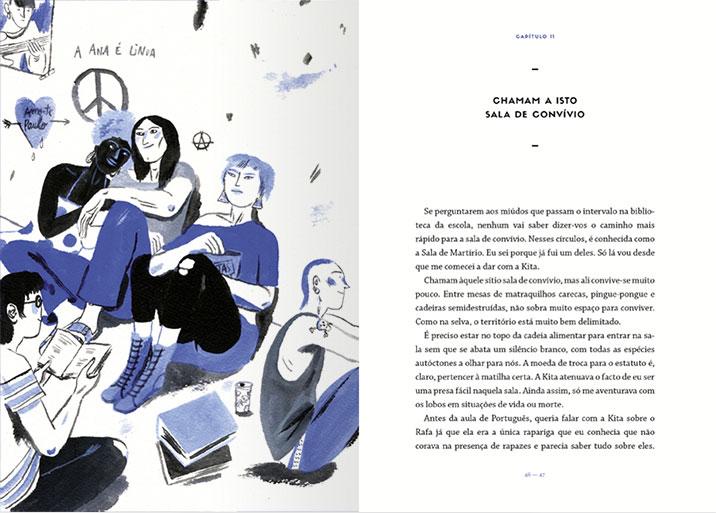 Coisas que Acontecem, Deus Me Livro, bruáa, Inês Barata Raposo, Susa Monteiro
