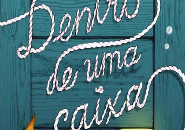 Curtas da Estante, Caminho, Deus Me Livro, Dentro de uma Caixa, José Jorge Letria, Ana Afonso