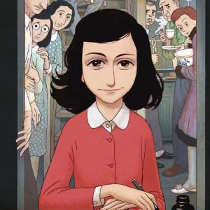 Curtas da Estante, Deus Me Livro, Porto Editora, O Diário de Anne Frank, Ari Folman, David Polonsky