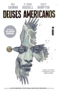 Deuses Americanos 1, Deuses Americanos , Sombras, Neil Gaiman, P. Craig Russell, Scott Hampton