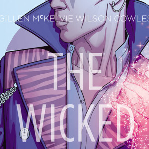 The Wicked + The Divine, The Wicked + The Divine 2, Fandemónio, Deus Me Livro, G. Floy, Gillen, McKelvie, Wilson, Cowles