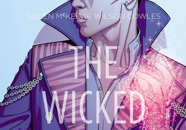 The Wicked + The Divine, The Wicked + The Divine 2, Fandemónio, Deus Me Livro, G. Floy, Gillen, McKelvie, Wilson, Cowles