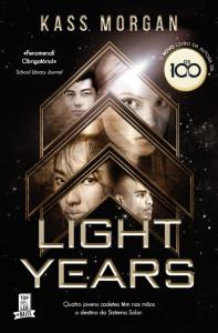 Light Years, Topseller, Deus Me Livro, Kass Morgan