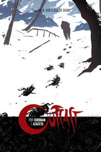 Outcast 4, Outcast, Sob a Asa do Diabo, Deus Me Livro, Robert Kirkman, Paul Azaceta, G. Floy