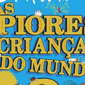 As Piores Crianças do Mundo 2, Deus Me Livro, Porto Editora, Tony Ross, David Walliams