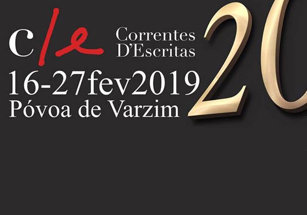 Correntes d`Escritas, Correntes d`Escritas 2019, Deus Me Livro