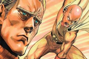 One-Punch Man 8, One-Punch Man, Deus Me Livro, Devir, One, Yusuke Murata