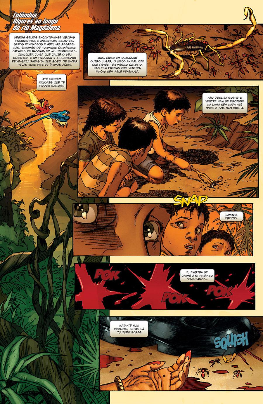 Wolverine, Wolverine Arma X, G. Floy, Deus Me Livro, Os Homens de Adamantium, Jason Aaron, Ron Garney