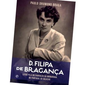 Curtas da Estante, Deus Me Livro, A Esfera dos Livros, D. Filipa de Bragança, Paulo Drummond Braga