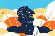 Heróis Aselhas, Bertrand, Deus Me Livro, Aí Vem o Hércules, A Armadilha de Hera, Stella Tarakson e Nick Roberts