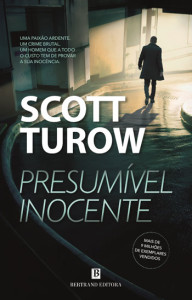 Presumível Inocente, Bertrand, Deus Me Livro, Scott Turow