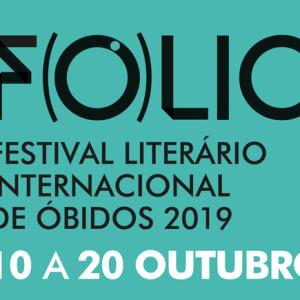 Folio – Festival Literário Internacional de Óbidos, Deus Me Livro, Folio – Festival Literário Internacional de Óbidos 2019