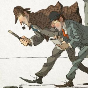 As Aventuras de Sherlock Holmes, Fábula, Deus Me Livro, Arthur Conan Doyle